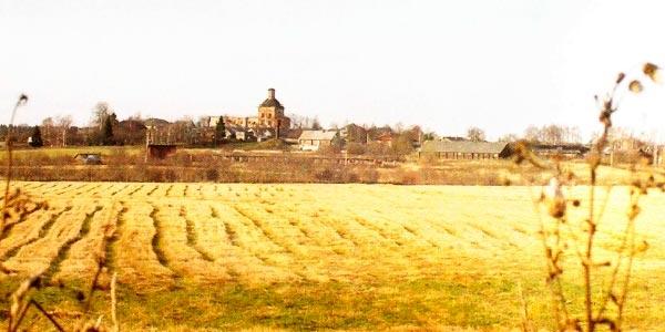 Село Великий Двор — Сокольский район