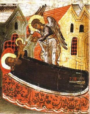 Преставление Дионисия