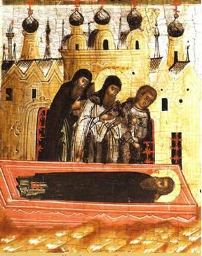 Погребение Дионисия