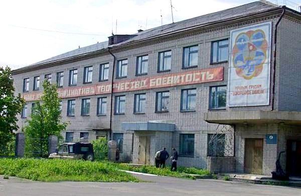 административное здание: порт Сокол
