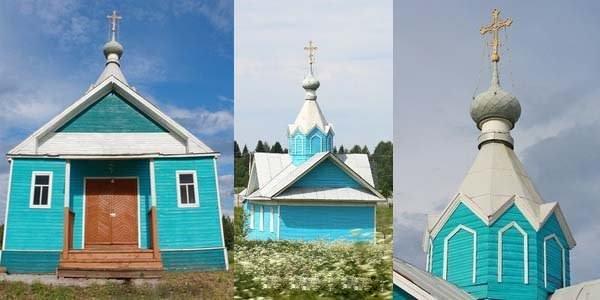 часовня во имя святого благоверного великого князя Александра Невского