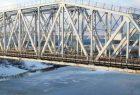 Железнодорожный мост в городе Соколе