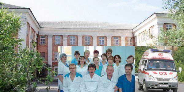 Служба анестезиологии и реанимации Сокола
