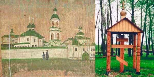 Дионисиево-Глушицкий (Сосновецкий) монастырь