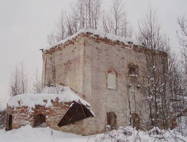 Храм преподобного Григория