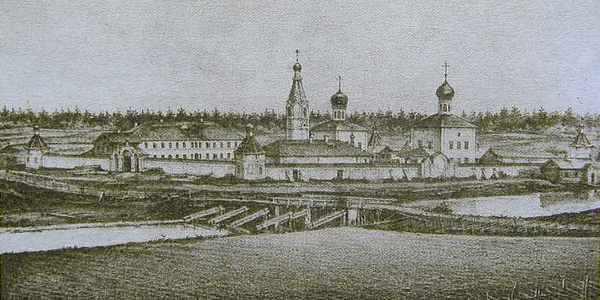 Лопотов Богородицкий монастырь