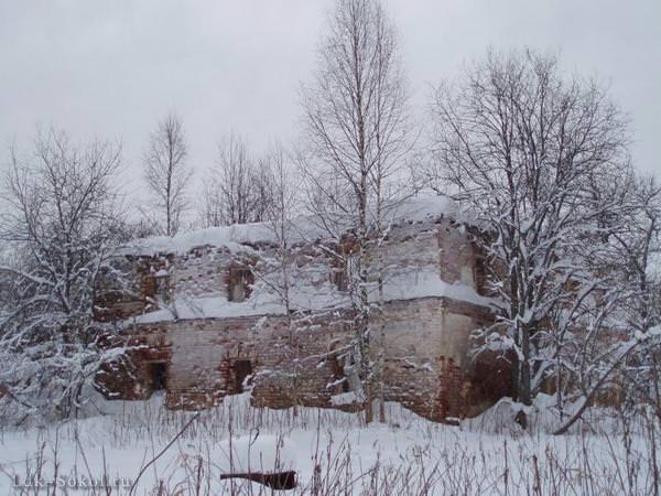 Лопотов Григорьево – Пельшемский Монастырь: кельи