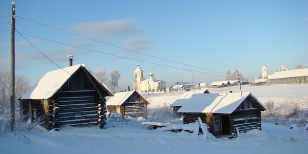 село Архангельское