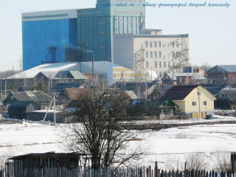 Город Кадников, Сокольский район