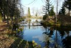 Липин парк в деревне Марковское
