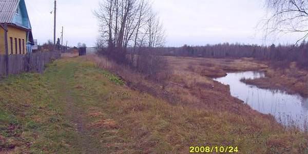 Деревня Гоголицыно в Архангельском поселении