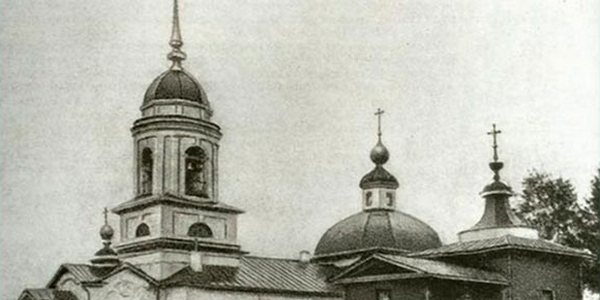 Дионисиев Глушицкий Покровский мужской монастырь