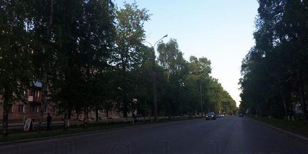 Улицы моего города