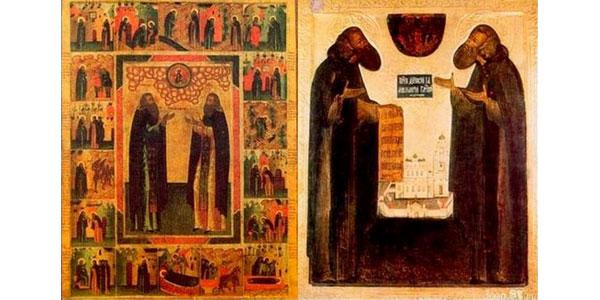 Святой Дионисий Глушицкий