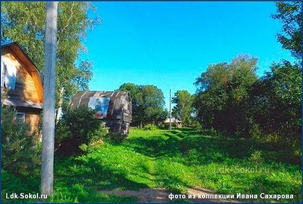 Деревня Спасское