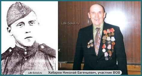 Хабаров Николай Евгеньевич