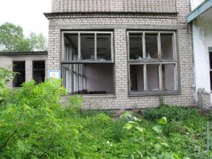 Санаторий-профилакторий «Лесная быль» - руины