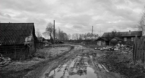 Детский дом на территории Архангельского поселения