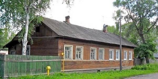 Улица Горького (бывшая Большая Кооперативная)