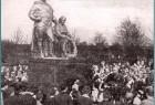 Воинское захоронение на городском кладбище