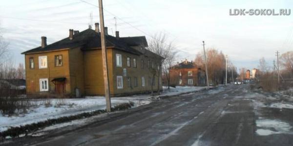 Микрорайон Лесобаза
