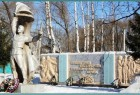 Памятник работникам Сокольского ЛДК
