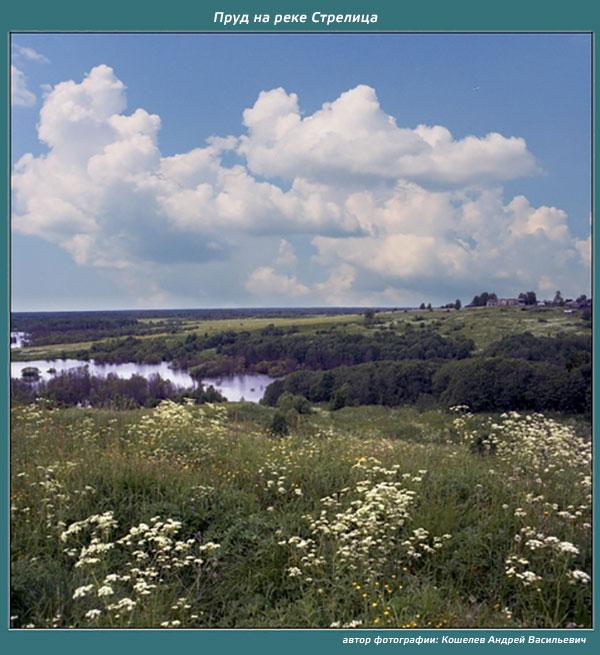 Река Стрелица