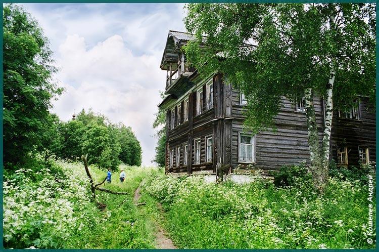 дом Сибирцевых