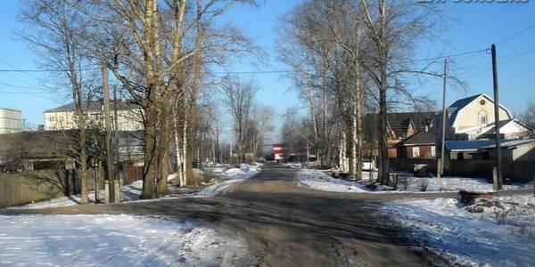 Рабочая улица, город Сокол