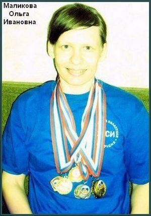Маликова Ольга