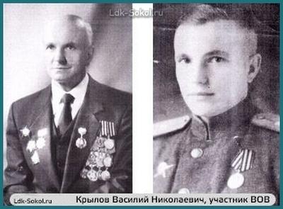 Крылов Василий Николаевич