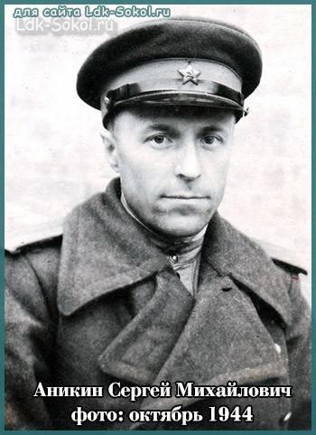 Аникин Сергей Михайлович