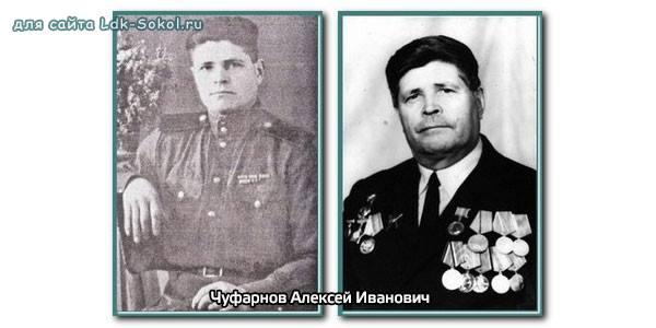 Чуфарнов Алексей Иванович