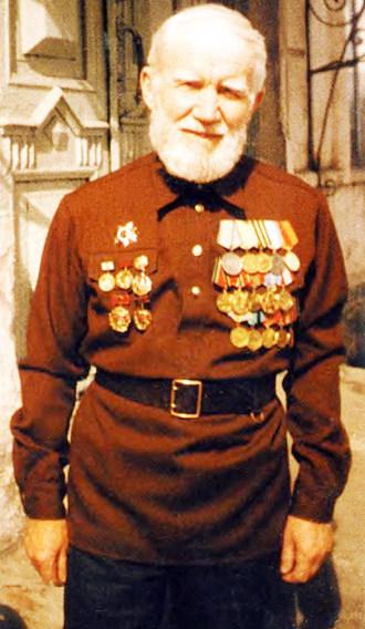 Авенир Николаевич Мальгинов