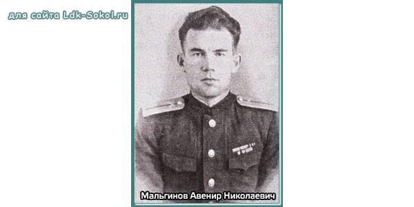 Мальгинов Авенир Николаевич