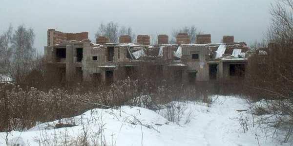 строительство жилого дома на ул. Орешкова