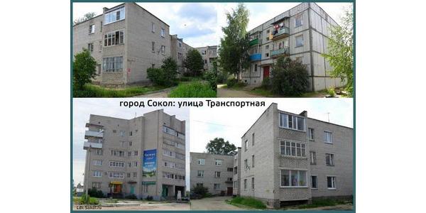 Улица Транспортная (микрорайон ЛДК)