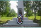 Стела воинам-землякам в Обросово