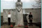 Обелиск «Родина-мать» в деревне Нестерово