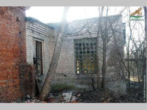 улица Фрунзе: руины Санатория-профилактория «Лесная быль»