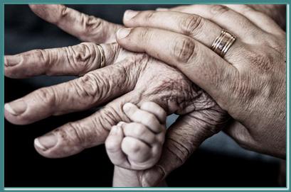 Я помню бабушкины руки