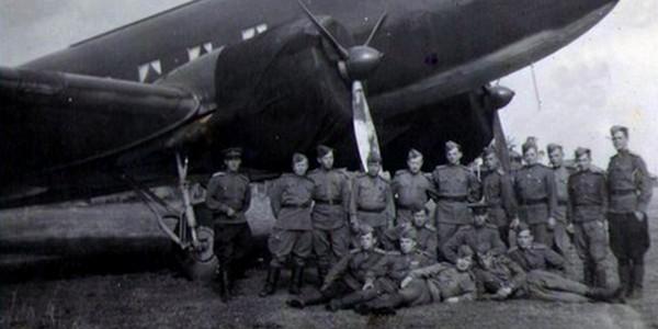27-ой запасной авиаполк в г. Кадникове