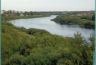 Сухона - река моего города