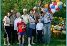 С детьми и внуками (и это еще не все....)