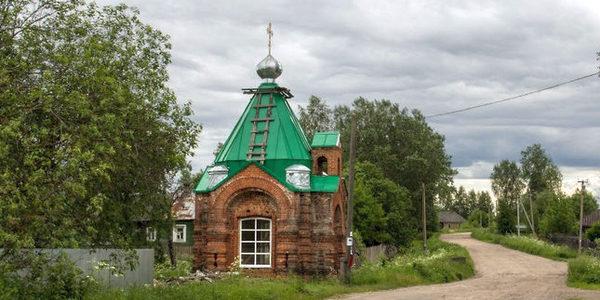 Часовня Дмитрия и Игнатия Прилуцких