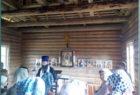 Часовня во имя Живоначальной Троицы в деревне Василёво
