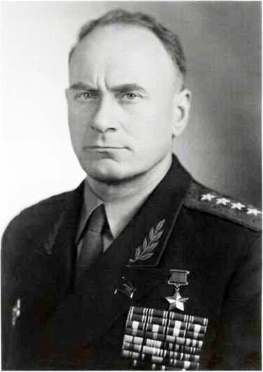 генерал армии Серов Иван Александрович