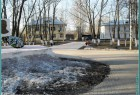 Пионерский сквер в городе Сокол