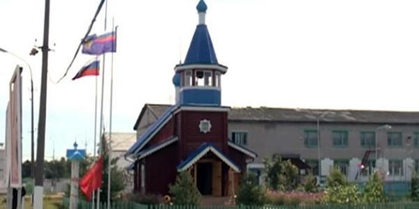 храм во имя Владимирской иконы Божией Матери