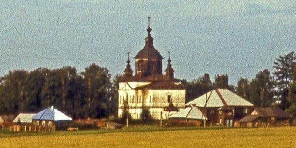 Храм Георгия Победоносца, село Георгиевское
